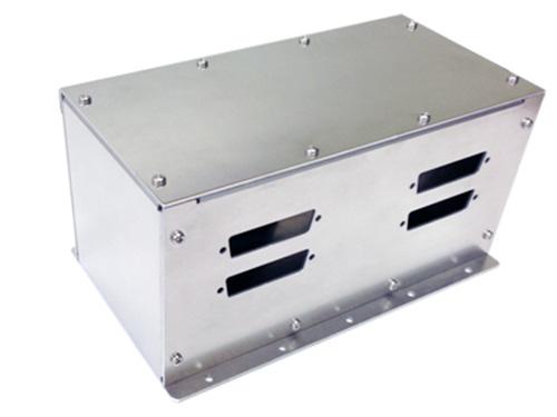(1)・・・人工衛星配電用BOX