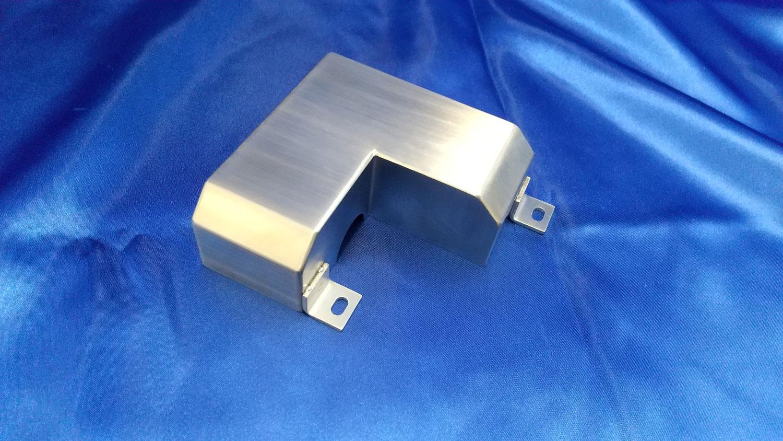 ステンレス製プリンター保護カバー