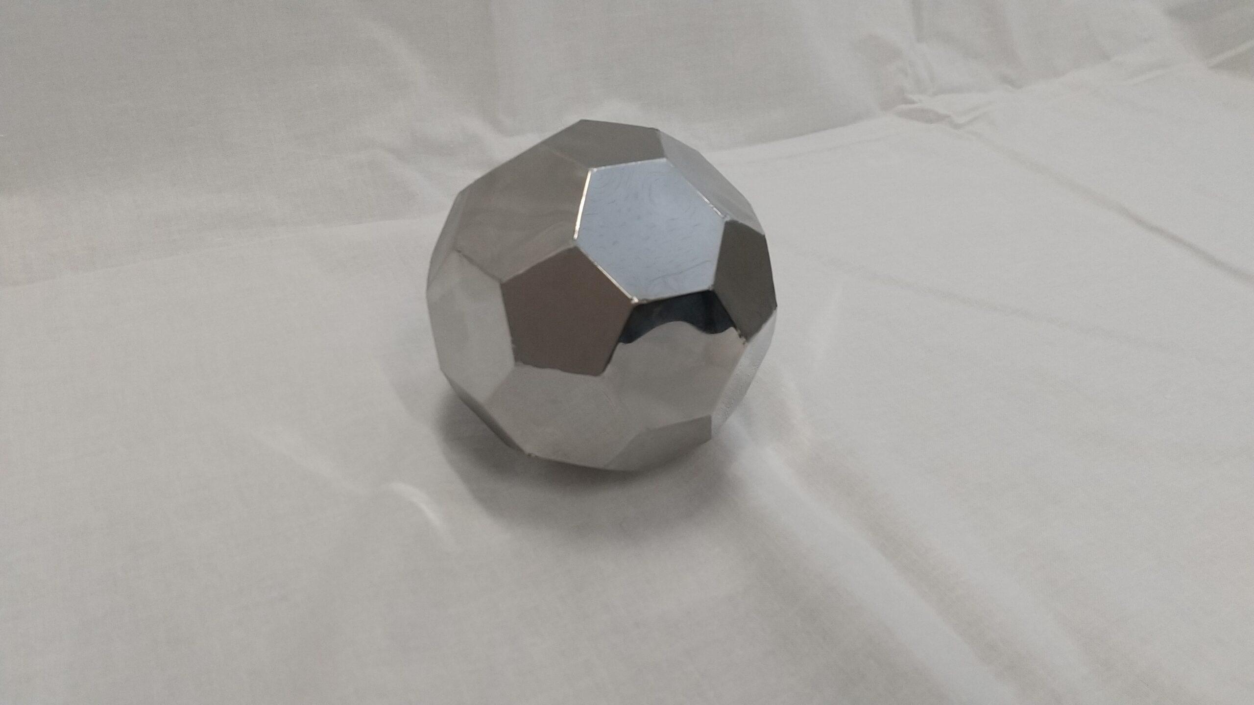 サッカーボール(レーザー溶接)